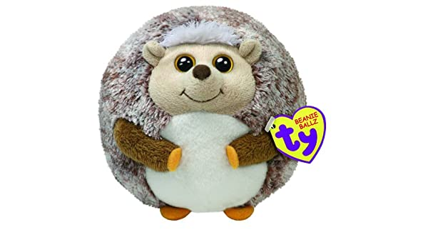 00984cdc3ea Buy Ty Beanie Ballz Prickles The Hedgehog (Medium) Online at Low Prices in  India - Amazon.in