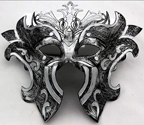 CCGG Darstellende Maskerade Partei Prinzessin Retro Maske Maske Maske Männer Und Frauen Gladiator