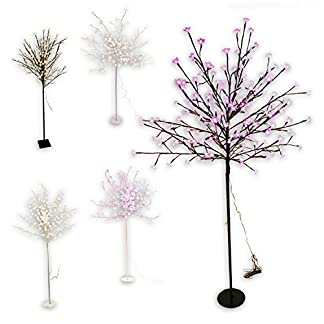LED-Baum-Modell-Sparky-150cm-200-LEDs-in-warmwei-od-pink-in-schwarz-wei-od-silber