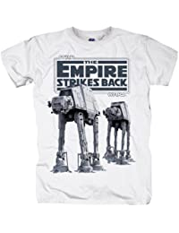 Star Wars AT-AT T-Shirt weiß