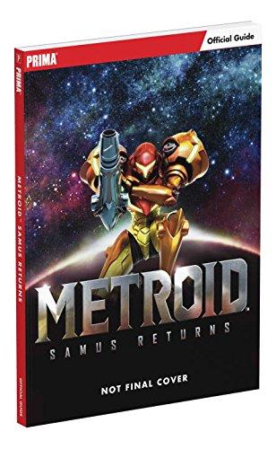 Metroid Samus Returns Prima Official Guide