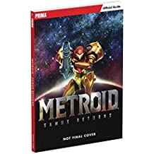 Metroid: Samus Returns: Prima Official Guide