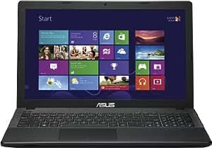 Asus F551MA-SX033H 39,6 cm (15,6 Zoll) Notebook (Intel Celeron N2815, 2,1GHz, 4GB RAM, 500GB HDD, Intel HD, DVD, Win 8) schwarz