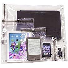 Noaks Bag Set - Bolsa Seca, Embalaje Protector, Bolsa enstanca, 100% impermeable hasta 10m, proteccion contra olores, apropiado para alimentos, 5 piezas
