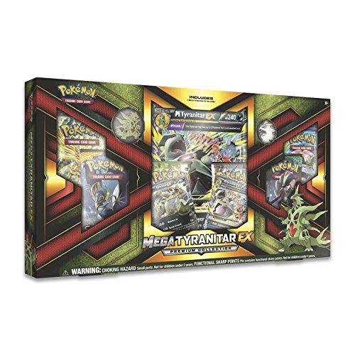 Pokémon 290-80296 Mega Tyranitar-EX-Premium Collection-Englisch (Pokemon Mega-card-box)