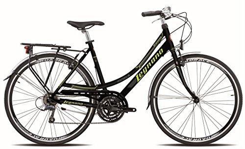 LEGNANO BICICLETA 301VENTIMIGLIA LADY 21V TALLA 44NEGRO (CITY)/BICYCLE 301VENTIMIGLIA LADY 21V SIZE 44BLACK (CITY)