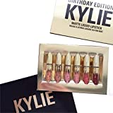 Kylie Jenner - Limited Birthday Edition Matte Liquid Lipstick
