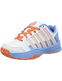 timeless design 4cc62 35205 K-Swiss Performance Court Impact LTR Omni, Zapatillas de Tenis para Niñas
