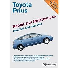 Toyota Prius Repair and Maintenance Manual 2004-2008: Nhw20