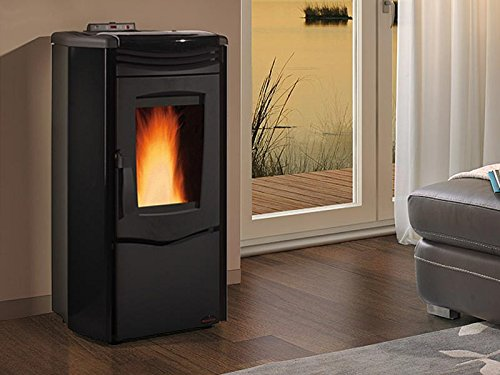 Extraflame X1274555 Pelletofen Melinda Steel Air Anthrazit