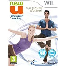 New U Fitness Yoga and Pilates  (Wii) [import anglais]