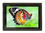 BobjGear Bobj Etui en Silicone Robuste pour Tablette ASUS ZenPad Z300C, Z300CX, Z300CNG, Z300CG, Z300CL, Z300CNL, Z301ML, Z301MFL, P00L, P023, Z300M, Z310M, P00C, P01A Housse de Protection (Noir)