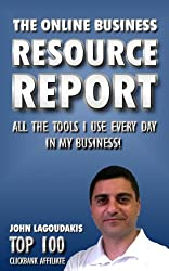 The Online Business Resource Report: All The Tools I Use Every Day In My Business!
