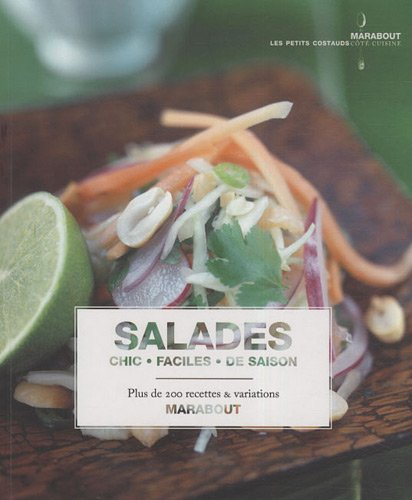 200 Salades par Alice Storey