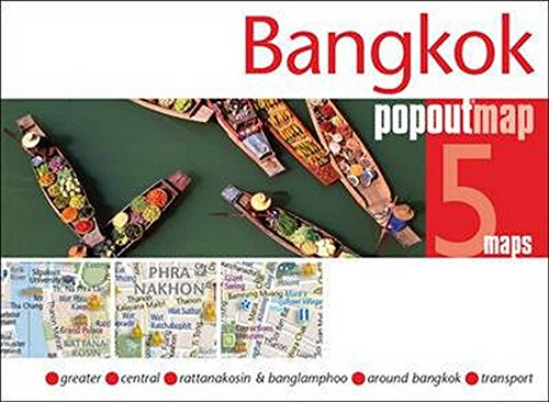 Bangkok Double (Popout Maps)