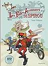 Spirou et Fantasio - Hors-série - Tome 5 - Les Folles Aventures de Spirou par Vehlmann