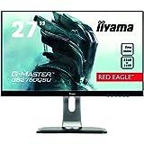 """iiyama  GB2760QSU-B1 Ecran PC LCD 27"""" 2560x1440 1 ms DVI HDMI"""