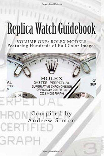 Replica Watch Guidebook: Rolex Models