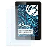Bruni Schutzfolie für Gigaset QV1030 Folie - 2 x glasklare Displayschutzfolie