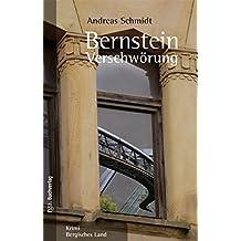 Bernstein Verschwörung (Krimi Bergisches Land)