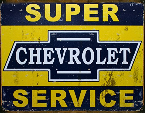 chevrolet-super-service-weathered-metal-sign