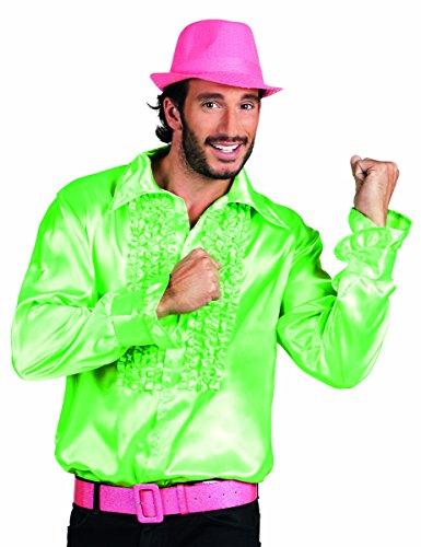 Boland Hemd, Farbe Limettengrün, 2123
