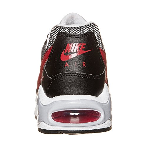 Nike Air Max Command (Gs) 407759 Jungen Laufschuhe wolf grey-gym red-black-white (407759-064)
