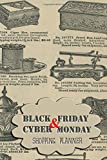 Black Friday & Cyber Monday Shopping Planner: Vintage Mail Order Catalogue Cover (Shopping Planners, Band 2)