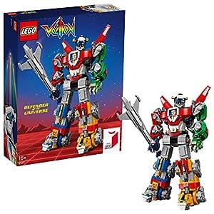 LEGO- Ideas Voltron, Multicolore, 21311 LEGO Ideas LEGO