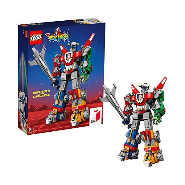 LEGO- Ideas Voltron, Multicolore, 21311 1 spesavip