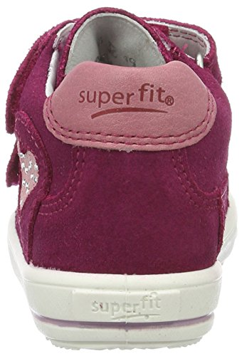 Superfit - Moppy, Scarpine primi passi Bimba 0-24 Pink (masala Kombi)