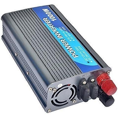 Meind onda sinusoidale modificata inverter di potenza 1000W dc 24V