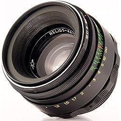 Helios 44-2 58mm F2 Objectif sovietique (l'URSS) pour Nikon DSLR Cameras