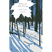 Walden and Other Writings: (A Modern Library E-Book)
