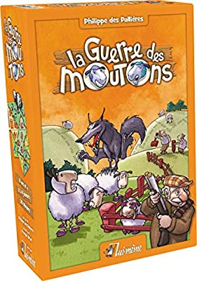 Asmodee La Guerre des Moutons, LMGM01FR, Jeux Famille