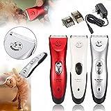 Bazaar Animal de compagnie chat chien clipper trimmer toiletteur rasoir électronique cheveux coupe sans fil rechargeable...