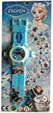COMMON USERS Switch Control Frozen Projector Watch (Multicolor) Set of 3 watches