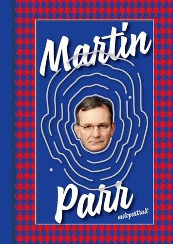 Martin Parr - Autoportrait par Martin Parr