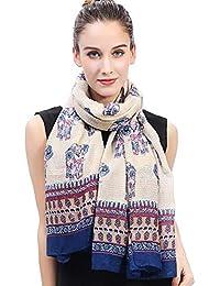 Amazon.fr   Lina   Lily - Echarpes et foulards   Accessoires   Vêtements d66891d981a