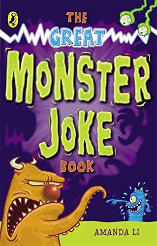 The Great Monster Joke Book by Amanda Li (2006-08-03)