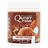 Chocolate: Quest Nutrition Protein Powder Milkshake, Chocolate, 16 Ounce