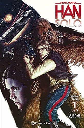 Star Wars Han Solo nº 01/05 por Varios autores