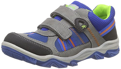 Lurchi Travis Ii Jungen Low-Top Blau (blue 42)