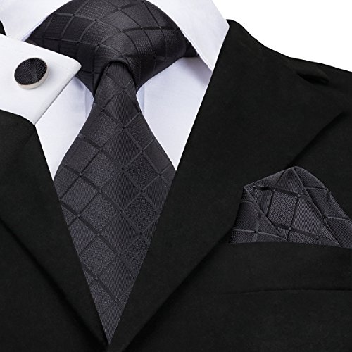 Neue Mode-accessoires Krawatte Qualität 8 Cm Männer Krawatten Für Anzug Geschäfts Hochzeit Casual Schwarz Rot Dinge FüR Die Menschen Bequem Machen Bekleidung Zubehör