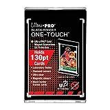 One-Touch Ultra PRO Black Border Card Holder 130pt