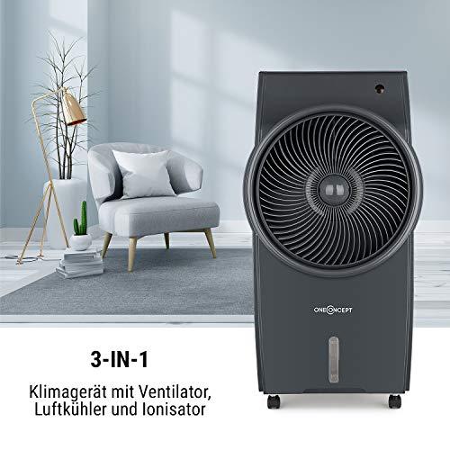 Klimagerät oneConcept Kingcool • 3-in-1 mobile Klimaanlage Bild 2*