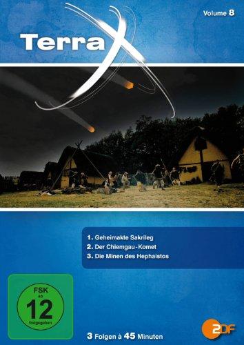 Terra X - Volume 8: Geheimakte Sakrileg / Der Chiemgau-Komet / Die Minen des Hephaistos
