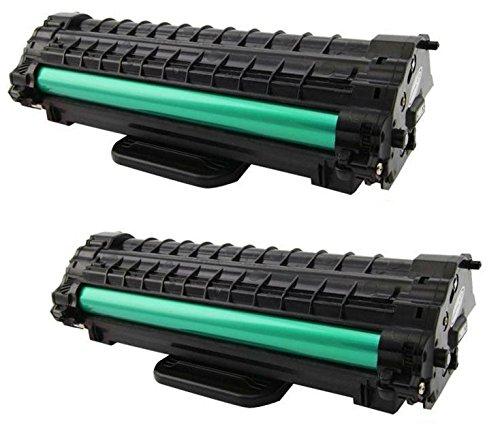 2 PREMIUM Toner kompatibel für Samsung ML-1610, ML-1615, ML-1650, ML-2010, ML-2015, ML-2510,...