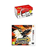 Nintendo New 2DS XL - Consola Poké Ball Edition + Pokémon Ultrasol