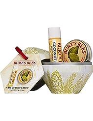 Burt's Bees Natural Gift Set, Lip Balm 4.25 g, Cuticle Cream 8.5 g